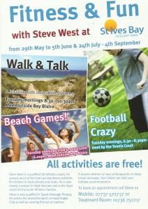 St Ives Bay flyer